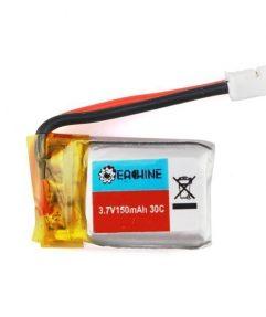 JJRC H36 akkumulátor 3.7V 150mAh / Eachine E010