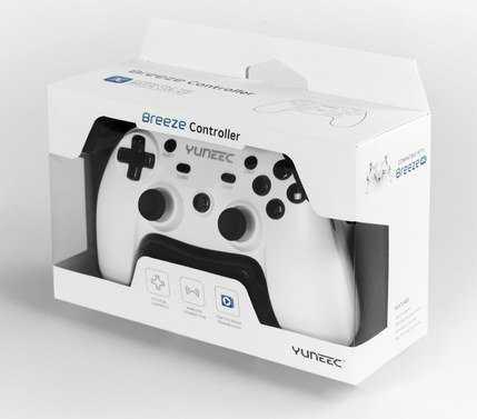 Yuneec Breeze 4K távirányító kontroller