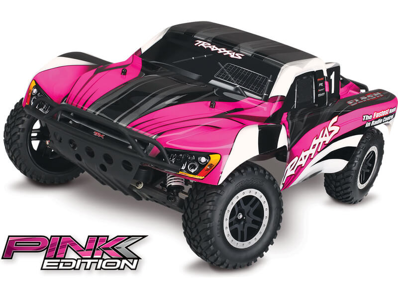 Traxxas Slash Short Course 1:10 Pink Edition