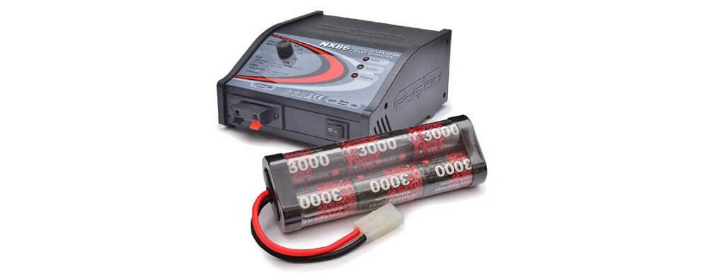 Akkumulátorok és töltők távirányítós modellekhez
